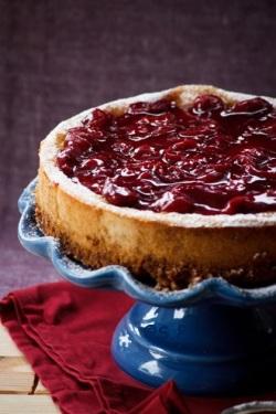 cheesecake cerise