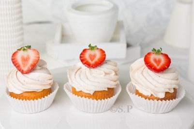 mousse de fraises (2)